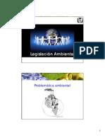 Curso de Legislación ambiental