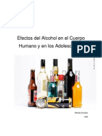 Efectos Del Alcohol en El Cuerpo