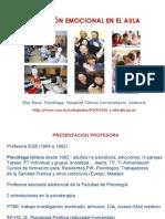 Educación emocional. Elia Roca.Diciembre 2008