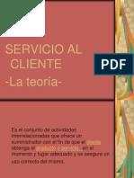 Servicio Al Cliente Externo2011