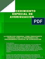 Procedimiento Especial de Averiguacion1