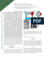 Pekola Photons Paper