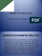 Aula 5 Diabetes Mellitus