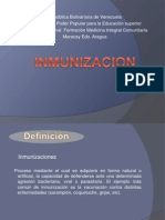 Inmunizaciones