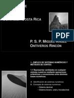 EMPLEO DE SISTEMAS NUMÉRICOS Y MÉTODOS DE CONTEO
