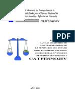 Estatutos Vigente de La Caja de Ahorro Fesnojiv
