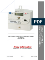 5224 Ampy Meters User Manual and Technical Specfication