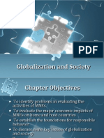 Globalization and Society