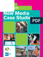 ICT Hub Think Tank - New Media Case Studies