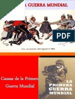 Primera Guerra Mundial Fab