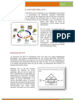 Analisis Del Ciclo de via (ACV)