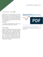 Technical Report 7th September 2011