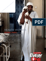 SAVE THE CHILDREN - Health Worker Index
