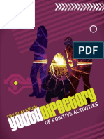 Blackpool Youth Directory of Positive Activities