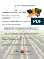 Path to Food Sovereignty Sept 20