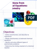12 Stoichiometry for Students