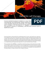 Dendritic Cell Therapy