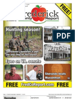 Frederick County Report 9/7/2011