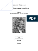 Omar Khayyam and Max Stirner