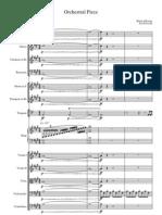 Orchestral Piece