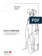 Stirner-ausstellung