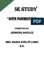 Acute Pancreatiti1