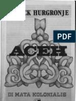 Aceh Dimata Kolonialis