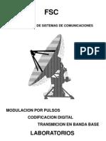 Lab Oratorios de PAM - PCM y ASK - BPSK