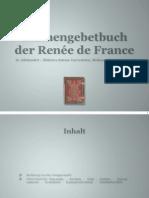 Das Blumengebetbuch der Renée de France