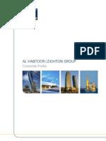Al Habtoor Leighton - Company Profile