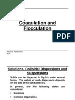 Koagulasi Dan Flokulasi Prinsip