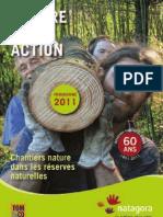 Natagora - Nature côté action 2011
