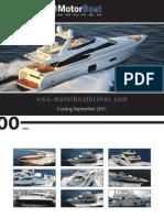 Motorboatbroker - International Yacht Brokerage - September 2011 issue