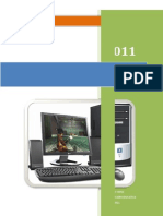 Plan de Estudios Tecnologia e a 2011
