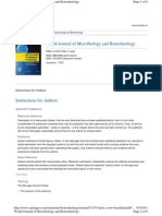 Www.springer.com Chemistry Biotechnology Journal 11274 p