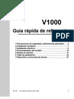 Guia Rapida V1000