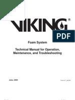 Foam System Manual