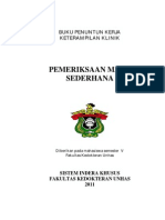 Manual Mahasiswa Indera Khusus 2011-2012