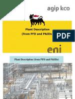 Slides Plant Description ( From PFD & P&IDs) E.H