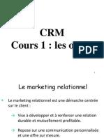 Cours Crm Contenu 1 Syllabus 2012