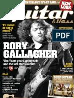 Guitar & Bass Magazine - July 2011