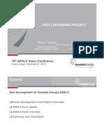 Ansaldo Energia AE94.2 Upgrading Project