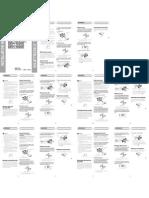 Deh-2000mpb Installation Manual en Fr de Nl It Es Ru