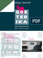 Catalago General Greterika