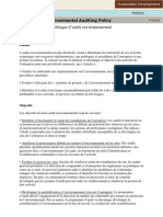 Politique Envir Audit_FR
