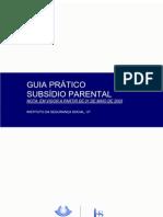 Guia Pratico Subsidio Parental