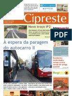 Cipreste 18, Ago 2011