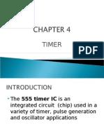 Chapter 4 Timer