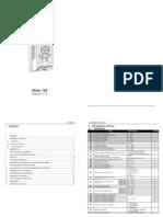 Manual Inversores XF05