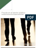 Fraude Sector Publico